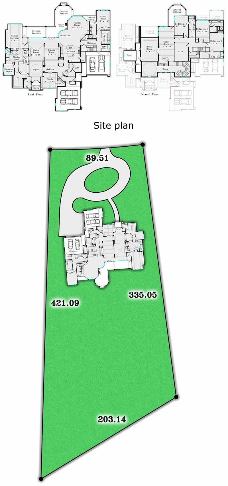 6 500 Sq Ft Plans Marshall Building
